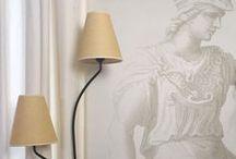Masterpieces / Créations murales réalisées à partir de chefs d'oeuvres de la peinture classique. Images : (C) Réunion des Musées Nationaux - Papiers peints, toiles murales, panneaux décoratifs
