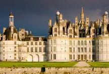 Loira / I castelli della valle della Loira, Francia