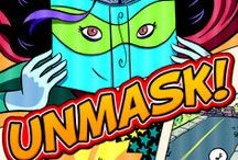 Unmask! CSLP 2015 / Unmask! is the 2015 Collaborative Summer Library Program Teen slogan. The overall theme for 2015 is Heroes. These Pins are additional ideas that may fit with this summer reading theme. ~ Please note that the Collaborative Summer Library Program does not endorse or assume responsibility for any content available through hyperlinks to other websites posted on this page.