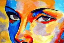 Astrattismo / Il colore come forma d'arte.