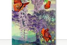 florals & birds & butterflies & dragonflies +++ / +++ beauty in nature and in the mind