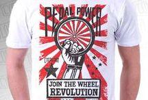 Bike Tees / T-Shirts for Cyclists