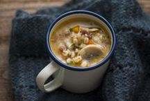 SOUP ONLY / Delicious and orignal soup recipes. What better than a soup in winter?