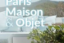 Paris Maison & Objet / One of the most renown trade shows in the international design and interior decoration route. Visit us at Maison Objet 2018 at Hall 7: Stand H16 -  I15!  www.covetlounge.net