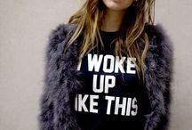 Fashion inspiration / Fashion I like