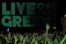Live On The Green Videos / by Live On The Green