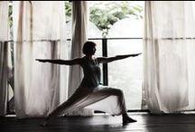 Inspirational Yoga Poses / Yoga