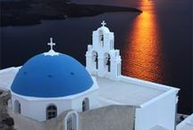 Greece / White and Blue... Story and Epics...