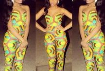 African Pretty Fashion / Kente