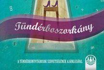 Könyv - Tündérboszorkány / Bosnyák Viktória - Tündérboszorkány sorozatához készült tábla http://moly.hu/sorozatok/tunderboszorkany