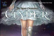 Könyv - Lunar Chronicles