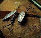 Obrotówki / Spinners / Błystki obrotowe Corona Fishing, wykonywane w 100% ręcznie.