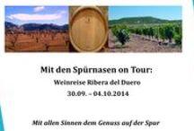 Spürnasen-Weinreisen / Mit dem Spürnasen on Tour die schönsten Weinregionen erkunden.