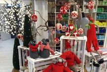 Creative christmas / A symbiosis of creative christmas ideas from KreStoffer shop and the rest of the Pinterest world