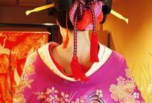 I dream in kimonos...