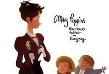 Könyv - Mary Poppins books