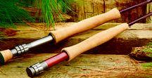 Wędkarstwo muchowe / Sprzęt dla muszkarzy od Corony Fishing - sztuczne muchy, linki, kołowrotki i wędki muchowe St. Croix.