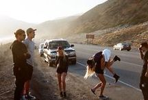 Road trips and Adventures