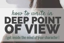 Point of View Help (POV) / Pull readers into your character's perspective and never let them go...that's deep POV. What about other POVs? Find all of them here!