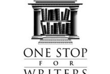 One Stop For Writers / Helpful tips, worksheets, checklists and prompts for writers.