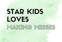 Star Kids Loves Making Messes
