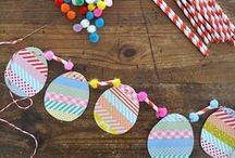 Easter | Celebration | DIY | Recipes | Decorations | Gifts | Easter eggs / All things wonderful about Easter for the entire family.