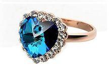 Women's Jewelry / ♥ Rings ♥ Braceletes ♥ Earrings ♥ Necklaces ♥