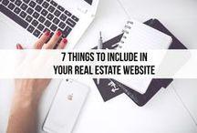 Real Estate Websites