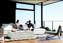 Coastal Living / Focus on natural textures and a fresh, light and airy palette for coastal living.