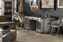 Work Time / Work in style, enhance your home office.