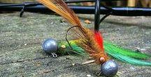 Jigi i koguty / Ręcznie wykonane jigi pstrągowe i koguty na sandacza z asortymentu Corona Fishing.
