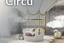 CIRCU / Circu Magical Furniture was built under a dream! Circu wants to help children to make their dreams come true and fulfill their fantasies. It is the most magical furniture for children.