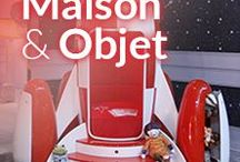 Maison & Objet Paris 2017 / See more about what we and our patheners prepare for you at Maison & Objet Paris 2017.