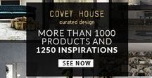 COVET HOUSE WORLD / We aim to encourage brands, products and professionals to work together with one single purpose: to boost inspiration around the world. How? By helping them in every single stage of the creative design process. Bespoke services are provided by a team of highly trained designers spread in more than 50 countries. We give choices. http://www.covethouse.eu/