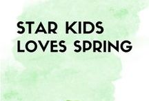 Star Kids Loves Spring