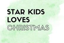 Star Kids Loves Christmas