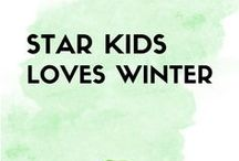 Star Kids Loves Winter