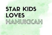 Star Kids Loves Hanukkah