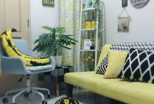 The banana house / My home sweet home