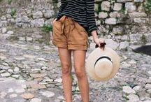 Style: Summer Travel / Everything style for travel on your summer holidays