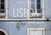 Destination: Portugal / Travel guides and itineraries for travel in Portugal