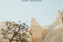 Destination: New Mexico / Travel guides and itineraries for travel in New Mexico