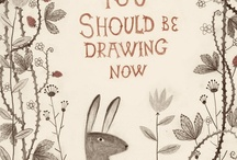 birds and bunnies / by Sophie Fordham