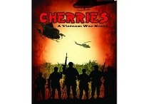 My book:  Cherries - A Vietnam War Novel / When a soldier leaves for a military deployment to a war zone, those left behind often wonder what their loved ones are going through. Letters home are always cheerful and vague – no sense in worrying the family. Then upon returning home, these young soldiers do not want to talk about their experiences. Family and friends now say they are distant, changed, and not the same person they remember from just a few months ago. What caused this?