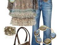 Fashion / by Patricia Ritterson