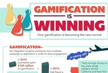 Gamification / making work seem less like work
