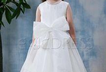 ★flower girl dress / by ericdress