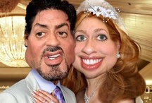 funny shots in wedding / by ericdress
