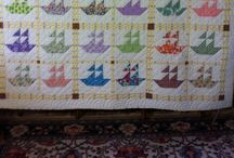 Made by Janette / This board was created to display quilts made by Janette McInnes. All my own work!