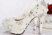 Wedding Shoes / These shoes make u to be a beautiful, fashion bride. No matter how long the feet are not tired, If u like these wedding shoes, please follow me to find  more suitable shoes for u. Happy pinning~ / by ericdress